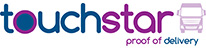 TouchStar Electronic Proof of Delivery Logo